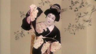 Japan's Living National Treasure keeps kabuki alive
