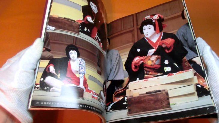 Kabuki actors Ichikawa Ebizo photo album book,japan,japanese (0366)