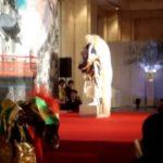 Kabuki performance Renjishi