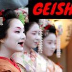 LE GEISHA SONO PROSTITUTE DI LUSSO? Giappone Curiosità