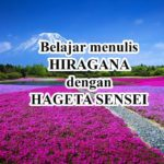 Learning Hiragana Basic 1