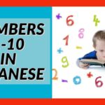 Numbers 1-10 in Japanese! Beginner Conversation Series Easy2LearnJapanese