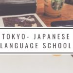 TOKYO First Day Japanese language school +STUDY WITH ME
