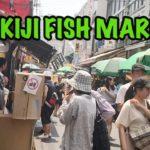 TSUKIJI FISH MARKET   JAPANESE STREET FOOD   KB&FAMILY