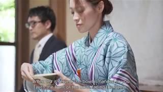 Tea Celemony & Japanese Calligraphy & Worship at a shrine / Japan(J CULTURE HOUSE )