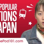 Top 10 Popular (Train/ Bus) Stations in Japan
