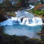 Waterfalls in Oku-Mikawa Area, Japan「奥三河の滝」