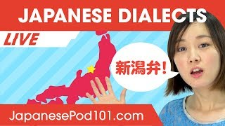 4 Japanese Dialects You Should Know!