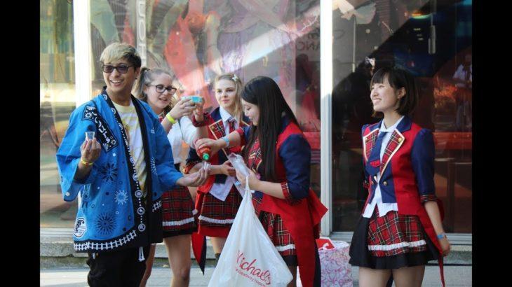"Arka Movsessian of Anime Evolution – ""Japan, Canada, & Me!"""