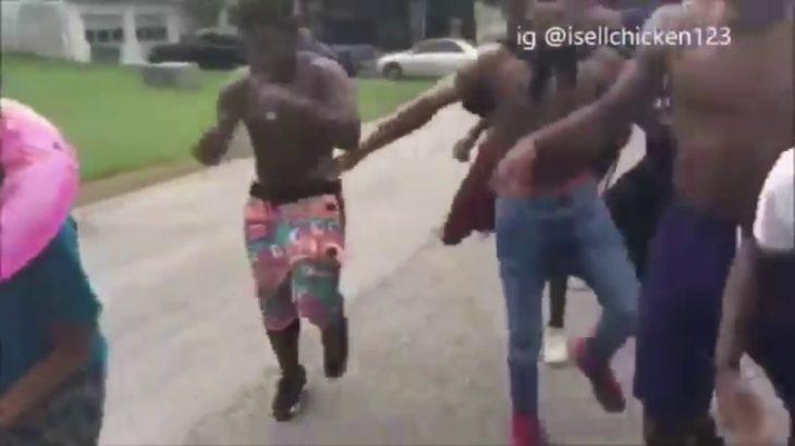 Black Men Dance To Japanese Anime Music