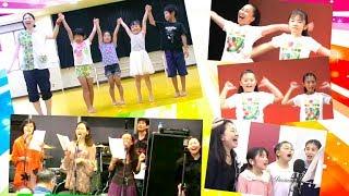 DANCING! A-I-U-E-O! – LU LU CHUI /「 DANCING!あいうえお!」 / Japanese Alphabet