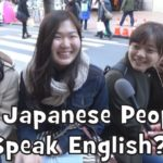 Do Japanese People Speak English? (2017 Interview)