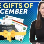FREE Japanese Gifts of December 2018