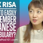 How to Easily Remember Japanese Vocabulary? Ask Risa