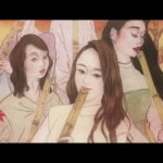 "Japanese Paintings×Bamboo Flute Orchestra ""Jupiter""Music Video デジタル絵巻MV"