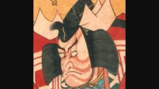 早口言葉、外郎売り、ういろううり、Japanese tongue twister by KABUKI