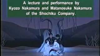 Kabuki: Backstage to Hanamichi