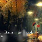 'Kyoto Rain' Japanese Anime style piano