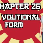 Learn Japanese From Some Guy – Chapter 26: Making suggestions