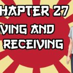 Learn Japanese From Some Guy – Chapter 27: Giving and receiving
