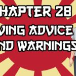 Learn Japanese From Some Guy – Chapter 28: Giving advice and making suggestions