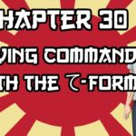 Learn Japanese From Some Guy – Chapter 30: Giving commands