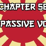 Learn Japanese From Some Guy – Chapter 58: The Passive Voice