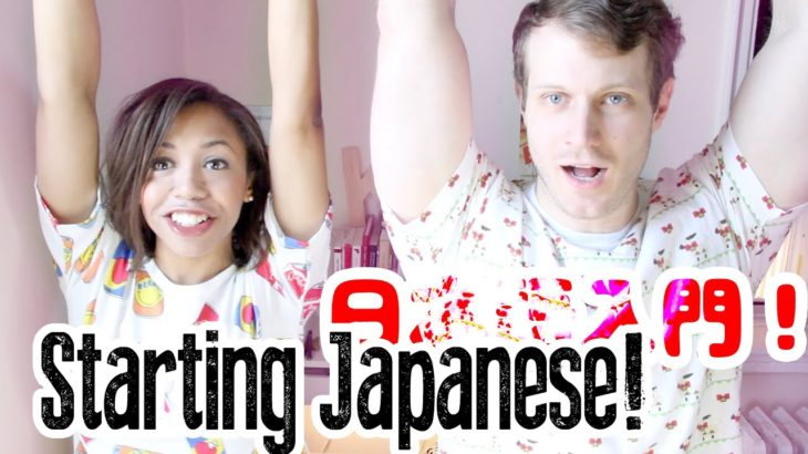 Start Learning Japanese! (How to Self Study!) 日本語を学ぼう!