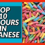 Top 10 Colours in Japanese! Beginner Conversation Series