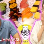 Eating sushi and learning Japanese in Michigan   Beginner's level