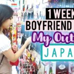 JAPAN – Sightseeing & Shopping | BOYFRIEND / FIANCE chooses my Outfits for A WEEK in JAPAN