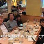 Japanese Food at  Kabuki  restaurant in  Culver  City
