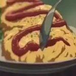 Japanese anime food scenes