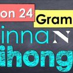 Learn Japanese | Minna No Nihongo Lesson 24 Grammar