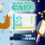 Manga Spice Super Powered (Anime, Manga and Japanese Snacks Monthly Subscription Box )