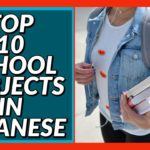Top 10 School Subjects in Japanese! Beginner Conversation Series