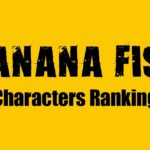Banana Fish Anime Character Ranking: Top 5 Fan Favorites   FROM JAPAN