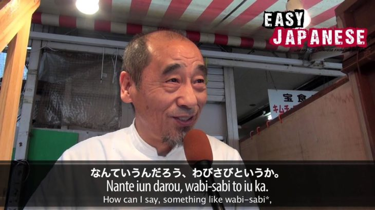 Easy Japanese 1 – Typical Japanese