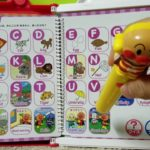 Learn ABC and japanese alphabet with ANPANMAN #1 English and japanese PRE-K