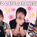 Learning How To Pick Up Japanese MEN With Natsuki from Abroad in Japan