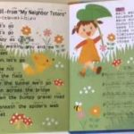 "Learning Japanese toy children's bilingual song book review  ""Dance and sing in English"""