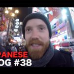 Learning Japanese without reading? (from Osaka) | Vlog #38