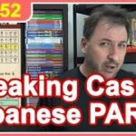 Speaking Casual Japanese [Part 1] – Japanese From Zero! Video 52