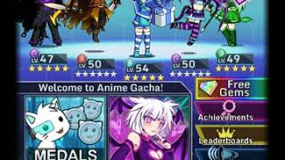 Anime Gacha: Episode 1 Introduction And Beating Japan Chronicle