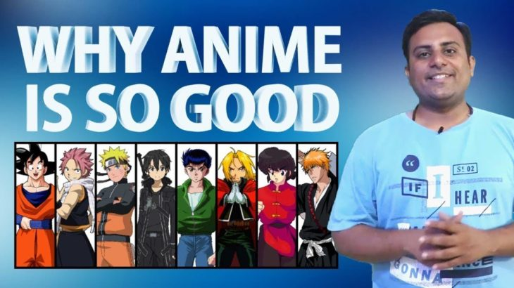 #Anime  Why Japanese Anime is so Popular and Good (Hindi)   what is anime ?   history of anime