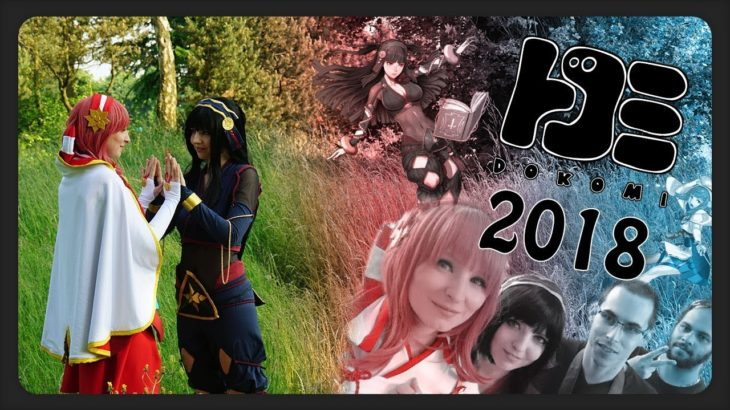 DoKomi Ձ๏18 – Anime- und Japan-Expo