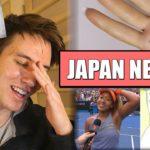 JAPAN NEWS: Ariana Grande Tattoo Fail? | Naomi Osaka PRINCE OF TENNIS ANIME CONTROVERSY?? LWIJ #1