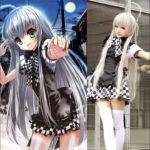 Japanese Girls Cosplays As Anime Character's