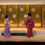 【Japan】gosho zakura horikawa youchi benkei joushi no ba(Ogano Kabuki)