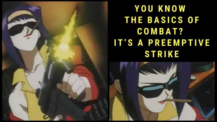 Learn Japanese with Anime – You Know The Basics of Combat? It's A Preemptive Strike
